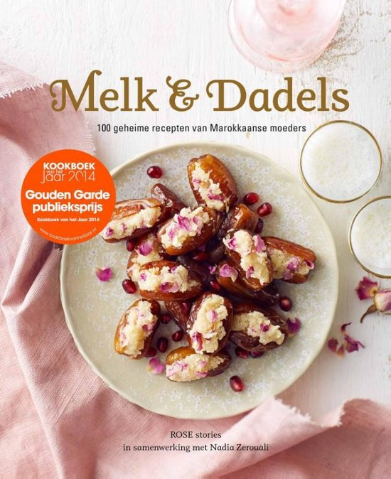Kookboek Melk en Dadels
