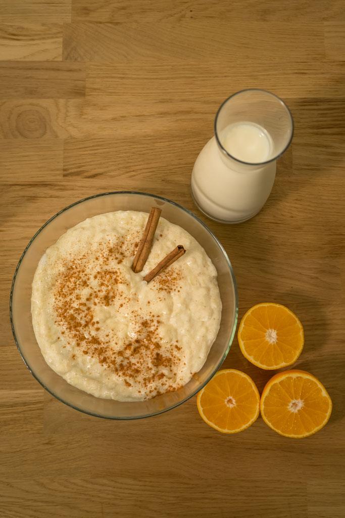 rijstepap recept