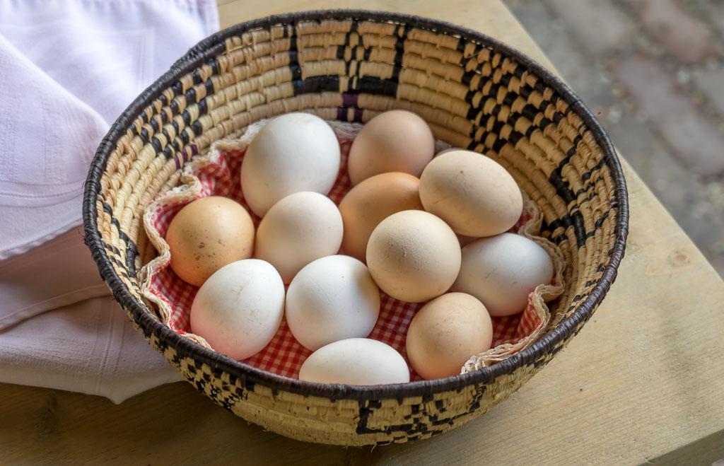 ingrediënten vogelnestjes