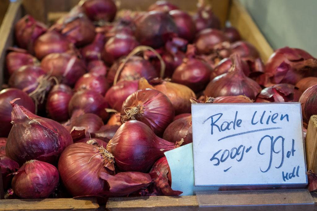 ingrediënten groentesoep