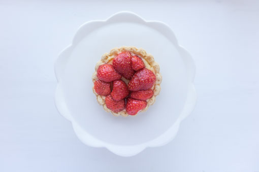recept aardbeienvlaaitje
