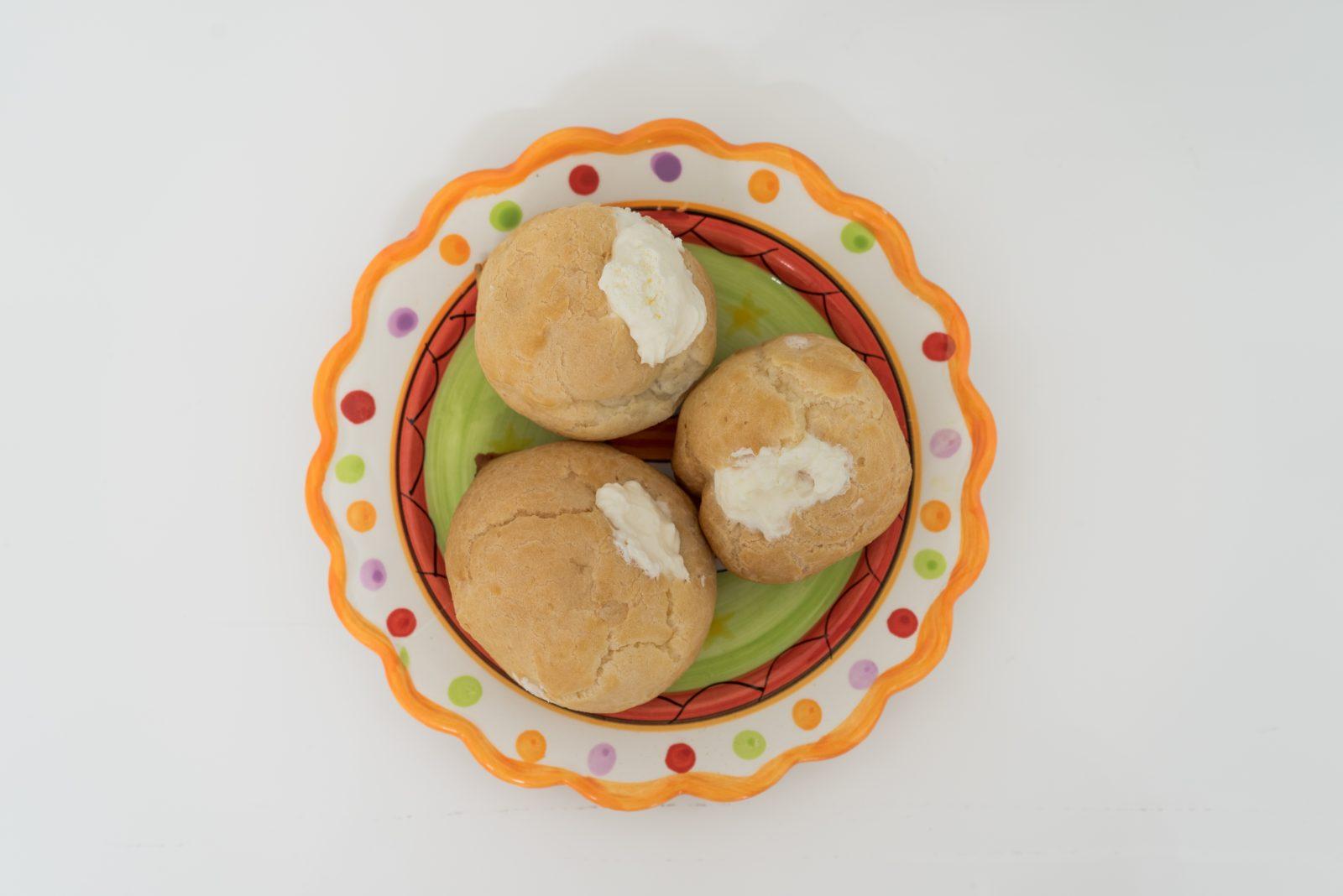 recept slagroomsoes met chocoladesaus