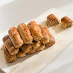 worstenbroodjes recept zelf maken