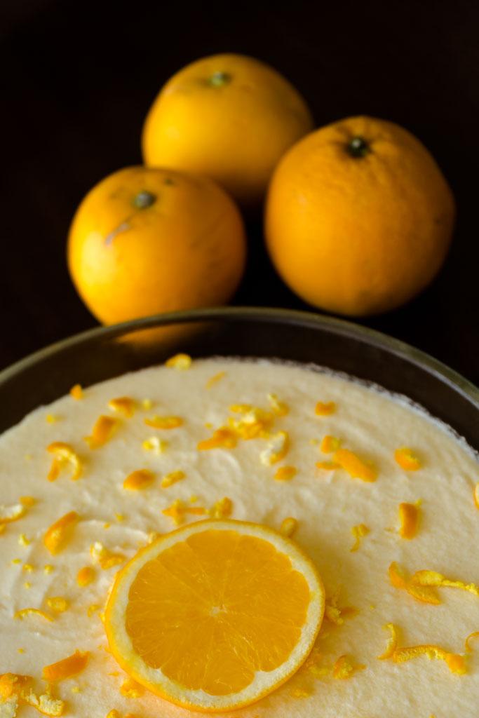 recept sinaasappelbavarois