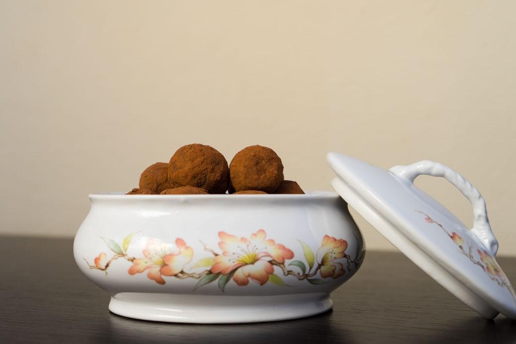 recept truffels
