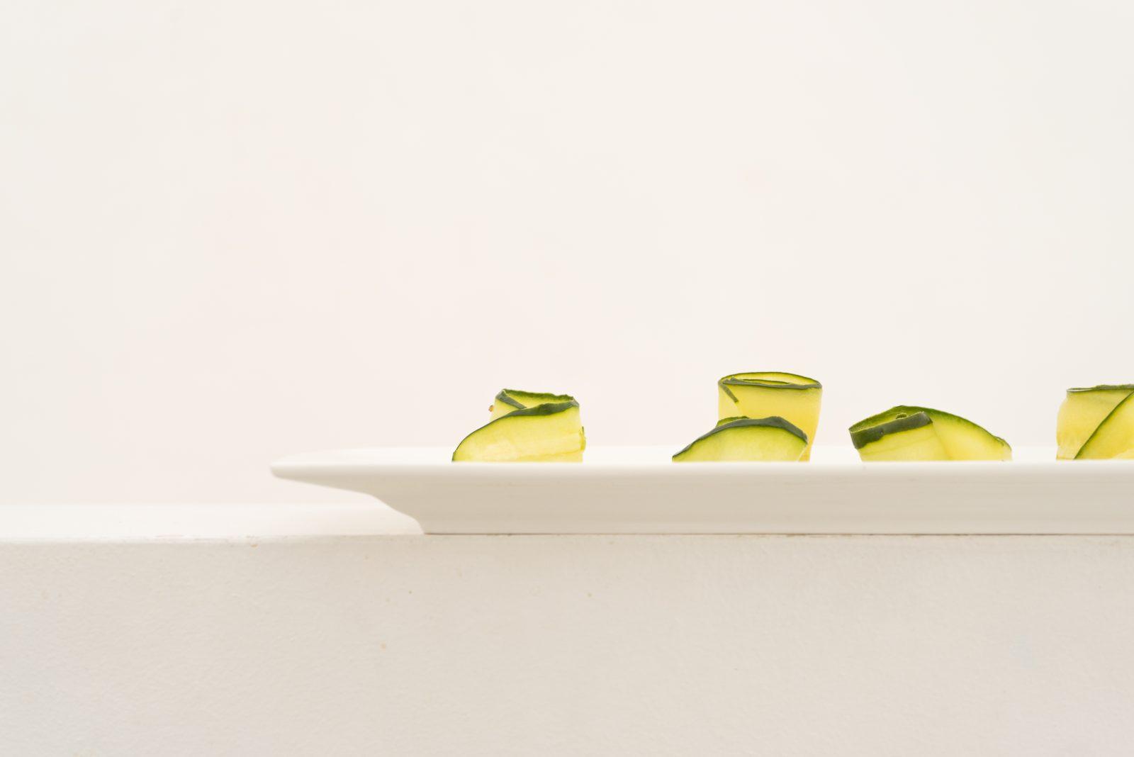 recept komkommers in het zuur