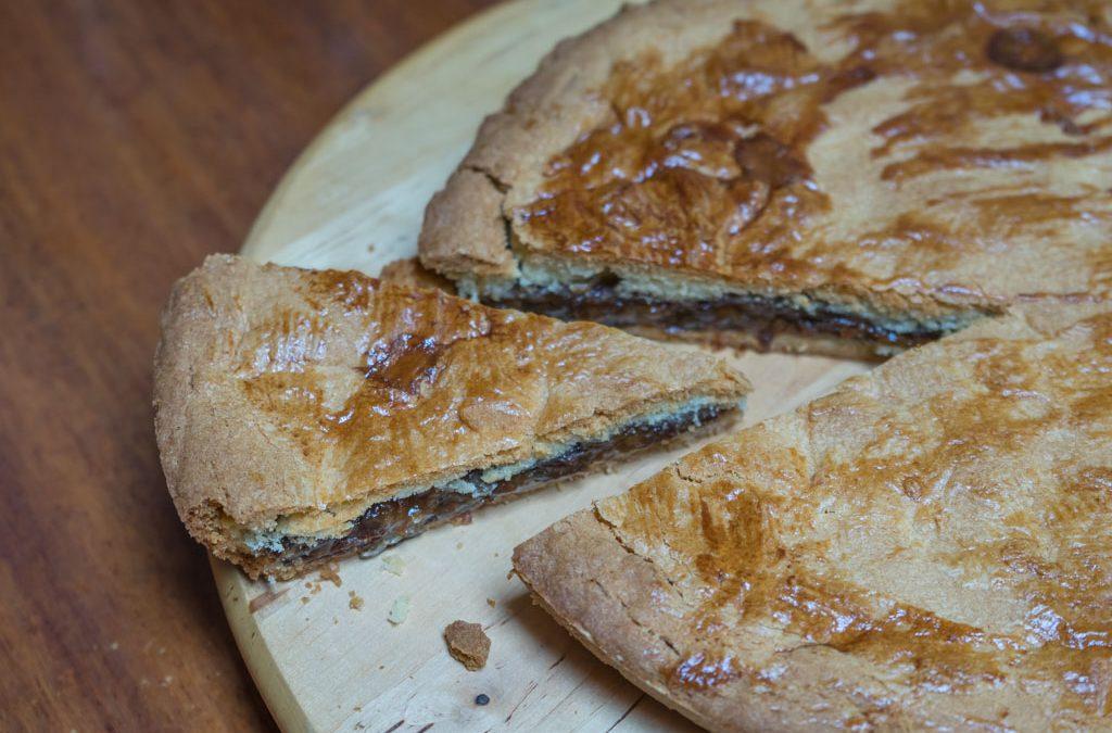 Het recept voor Limburgse pruimenvlaai