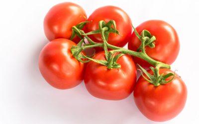 Zomerse tomatensoep van tante Carla