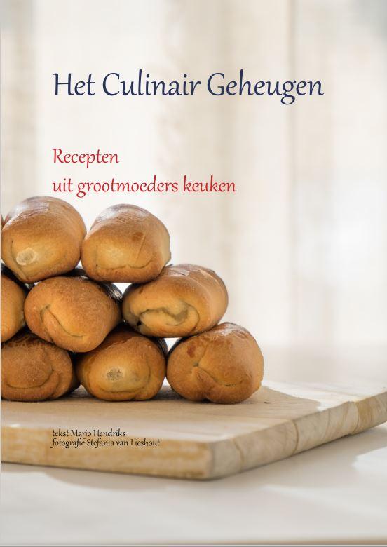 Kookboek Het culinair Geheugen